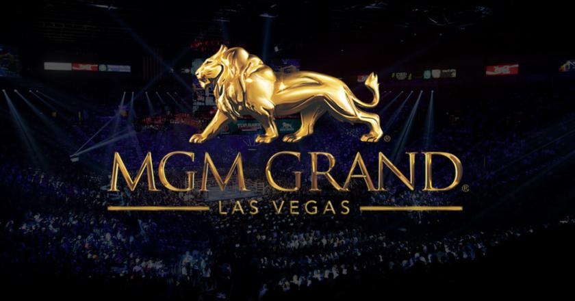 MGM Grand Garden Arena - Las Vegas