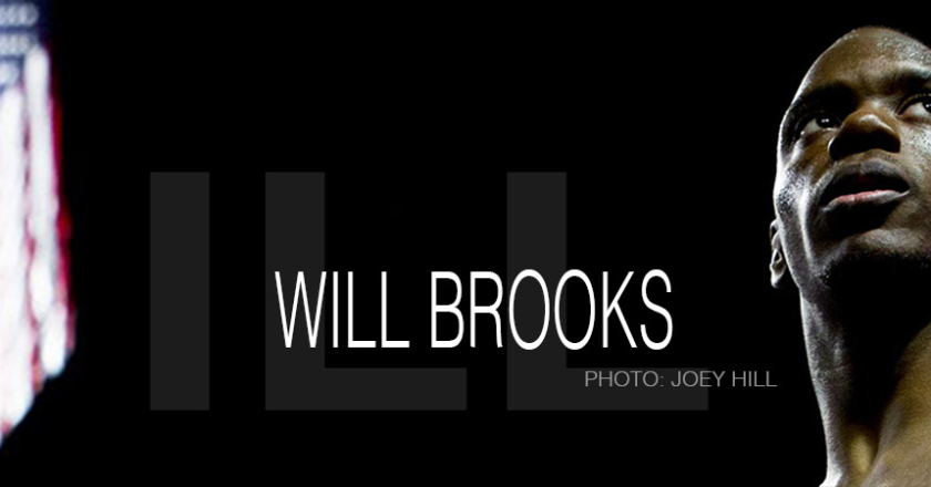 """ILL"" Will Brooks of American Top Team 