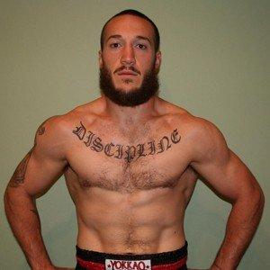 Muay Thai Kickboxer, Richard Abraham.