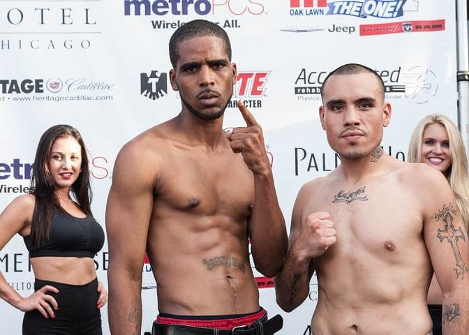 Genaro Mendez, 143.5 vs. Alfred Hall, 140.5