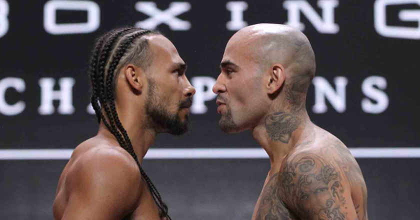 Thurman vs. Collazo