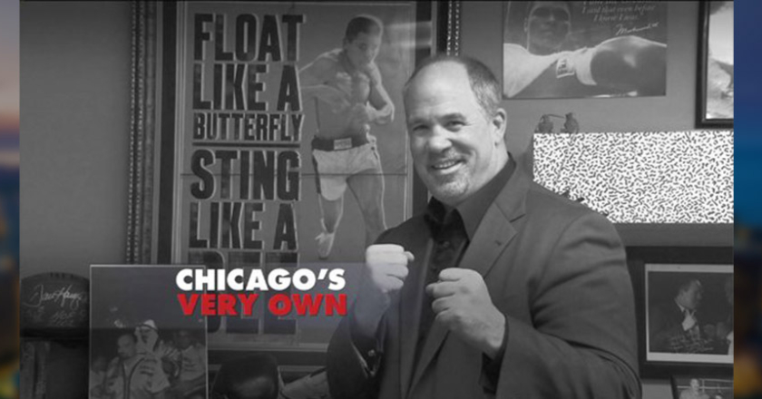 Bobby Hitz - Chicago's Legendary Boxing Promoter