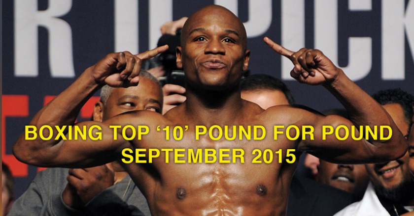 Boxing's Top Pound-for-Pound