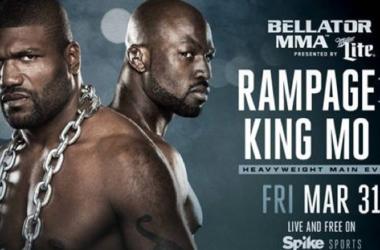 """Quinton """"Rampage"""" Jackson vs. Muhammed """"King Mo"""" Lawal"""